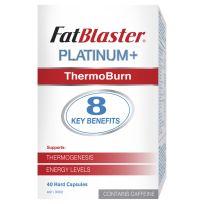 Naturopathica FatBlaster Platrinum Thermoburn 40 Capsules