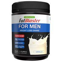 Naturopathica FatBlaster Weight Loss Shake for Men Vanilla 385g
