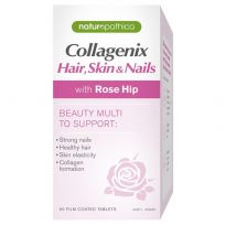 Naturopathica Collagenix Hair Skin & Nails 60 Tablets