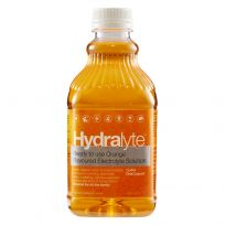 Hydralyte Electrolyte Solution Orange Oral Liquid 1 Litre
