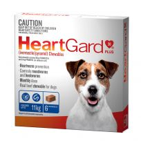 Heartgard Plus Small Dog 6 Pack