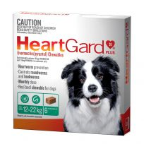 Heartgard Plus Medium Dog 6 Pack