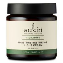 Sukin Signature Moisture Restoring Night Cream 120ml