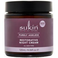 Sukin Ageless Restorative Night Cream 130ml