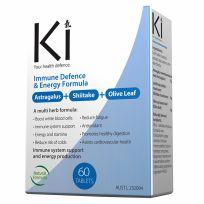 Ki Immune Defence & Energy Formula 60 Tablets