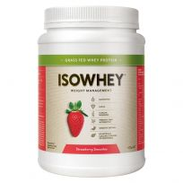 IsoWhey Shake Strawberry Smoothie 672g