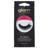Glam by Manicare Lashes 43. Adriana