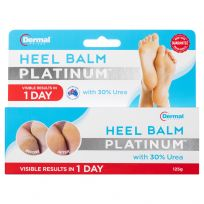 Dermal Therapy Platinum Heel Balm 125g