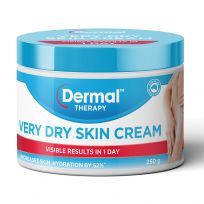 Dermal Therapy Very Dry Skin Cream Tub 250g