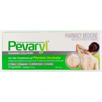 Pevaryl Foaming Solution 1% 3 x 10g Sachets