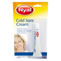 Nyal Cold Sore Cream Tube 10g