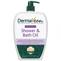 DermaVeen Extra Gentle Shower & Bath Oil 1 Litre