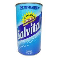 Salvital Effervescent Powder Lemon 375g