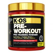 BSC Body Science K-OS Pre-Workout Powder Pineapple Coconut 180g