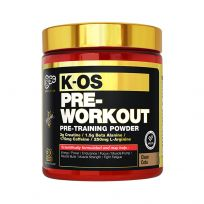 BSC Body Science K-OS Pre-Workout Powder Cola 180g