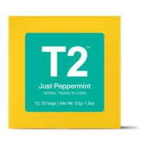 T2 Just Peppermint Tea Bags 25 Pack
