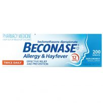 Beconase Hayfever Nasal Spray 200 Doses
