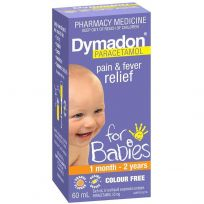 Dymadon For Babies 1 Month - 2 Years Orange 60ml