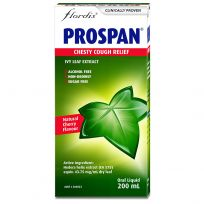 Prospan Chesty Cough Relief Ivy Leaf 200ml