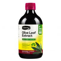 Comvita Olive Leaf Extract Mixed Berry Liquid 500ml