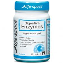 Life Space Probiotic Digestive Enzymes 60 Capsules