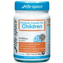 Life Space Probiotic Powder 10 Billion For Children 60g