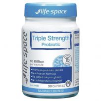Life Space Probiotic Triple Strength 30 Capsules