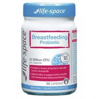 Life Space Probiotic for Breastfeeding 50 Capsules