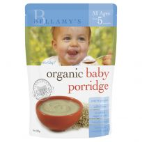 Bellamy's Organic Baby Porridge 125g