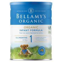 Bellamy's Infant Formula Step 1 900g