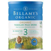 Bellamy's Toddler Formula Step 3 900g