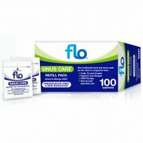 Flo Sinus Care Refill Sachets 100 Pack