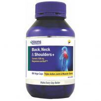 Henry Blooms Back Neck Shoulders 60 Capsules