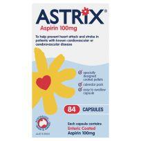 Astrix 100mg 84 Capsules