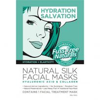 Essenzza Natural Silk Face Mask Hydration + Elasticity 1 Pack
