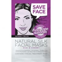 Essenzza Natural Silk Face Mask Refresh + Revive 1 Pack