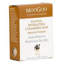 MooGoo Cleansing Bar Buttermilk 130g