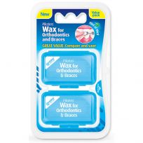 Piksters Wax for Orthodontics & Braces Value Pack