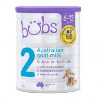 Bubs Goat Follow On Formula Stage 2 800g