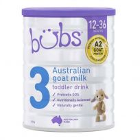 Bubs Goat Toddler Formula Stage 3 800g