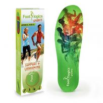 Footlogics Sport Orthotic Insoles Small
