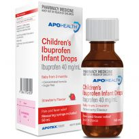 ApoHealth Ibuprofen Infant Drops Oral Liquid 50ml