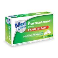 Medichoice Paracetamol Rapid 20 Pack