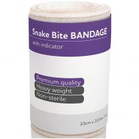 Aeroform Snake Bite Bandage with Indicators 10cm X 10.5M