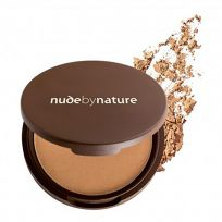 Nude By Nature Pressed Powder Mineral Cover Tan 10g