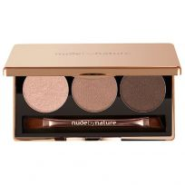 Nude By Nature Natural Illusion Eyeshadow Trio Nude
