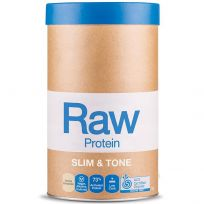 Amazonia Raw Protein Slim & Tone Vanilla Cinnamon 1kg