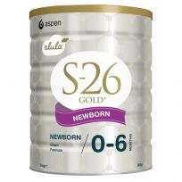 S26 Gold Alula Newborn Formula 900g