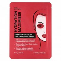 Skin Physics Dragon's Blood Hydrating Gel Mask 1 Single Use Mask