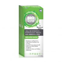 Biolyte Effervescent Green Apple 12 Tablets